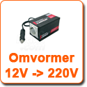 Acculaders & Omvormers
