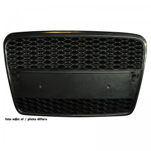 Sport grilles Sport Grill passend voor Audi A4 2008-2012 DX SG929 8714767361039