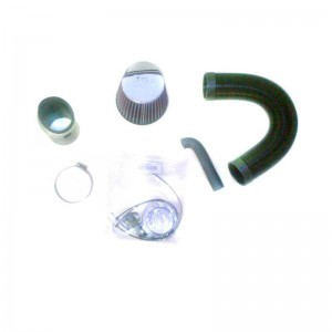 Luchtfilter performance kit K&N 57i Performance Kit passend voor Peugeot 106 1.4i Multipoint 1996- (57-0325) KN 570325 24844060075