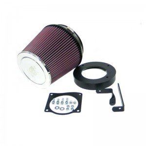 Luchtfilter performance kit K&N Aircharger Kit passend voor Ford Mustang 1996-2002 (63-1008) KN 631008 24844032119