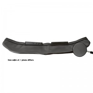 Steenslaghoes Motorkapsteenslaghoes passend voor Opel Omega B 2000-2004 carbon-look PB 901474C 8714767413455