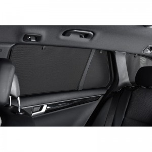 Privacy Shades pasklaarPrivacy Shades pasklaar Set Car Shades passend voor Citroen Berlingo Multispace 1996-2009 / Peugeot Partner Multispace 1997-2008 (Voor modellen met 2 schuifdeuren en achterklep) (6-delig) PV CIBER5A 617407065824