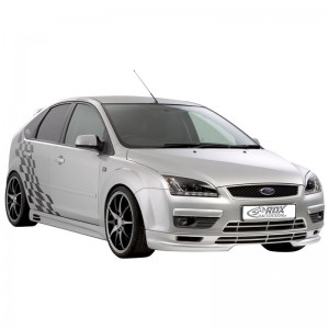 Sideskirts Sideskirts passend voor Ford Focus II 2005-2008 excl. ST 'GT-Race' (ABS) RD SFO01GT 728795714291