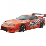 Chargespeed Breedbouwset 'Wide-Body' Toyota Supra JZA80 'Super GT'
