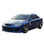 Chargespeed Voorbumper Mazda 6 Fase I -2008