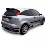 Carzone Sideskirts Ford Focus I 3-deurs 1998-2004 'Track'