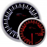 Depo Racing WA-Series Instrument - Air/Fuel Ratio - 52mm