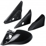 Set spiegeladapters passend voor BMW 3-Serie E46 1998-2005 Coupe