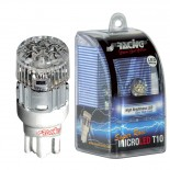 Simoni Racing T10 X-12 'Super Race Micro' LED Lampen - Wit - Set à 2 stuks