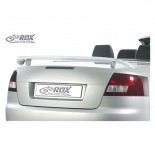 Achterspoiler passend voor Audi A4 8H Cabrio 2001- (PU)