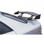Achterspoiler Universeel 'GT Wing' (lengte = 139cm) (ABS)